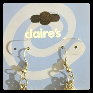 Claire's earrings NWT